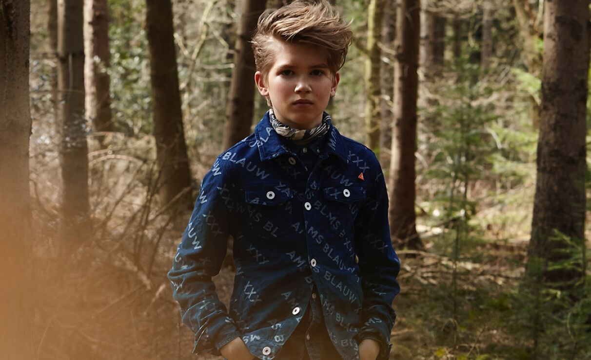Amsterdams Blauw collection 2019 boys