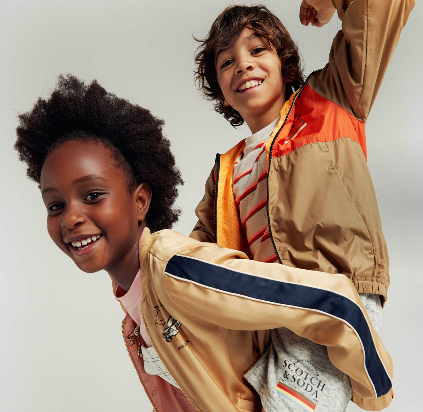 Kids new in campaign