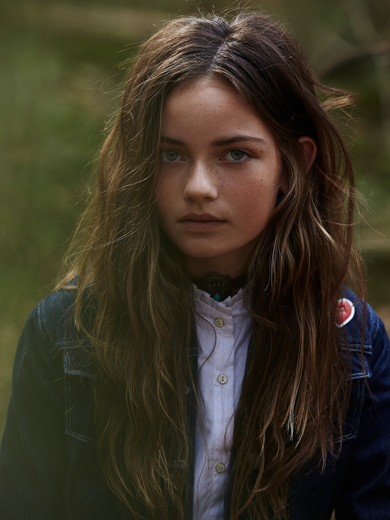 Amsterdams Blauw collection 2019 for girls