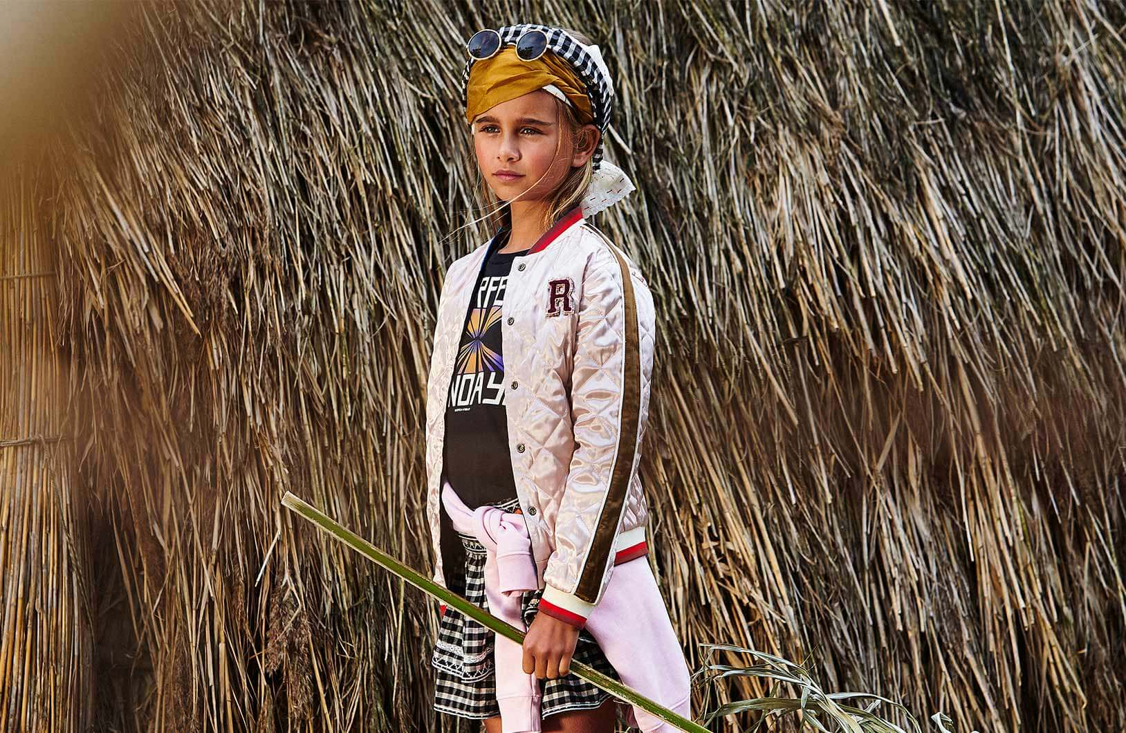 Raffia town collection 2019 for girls