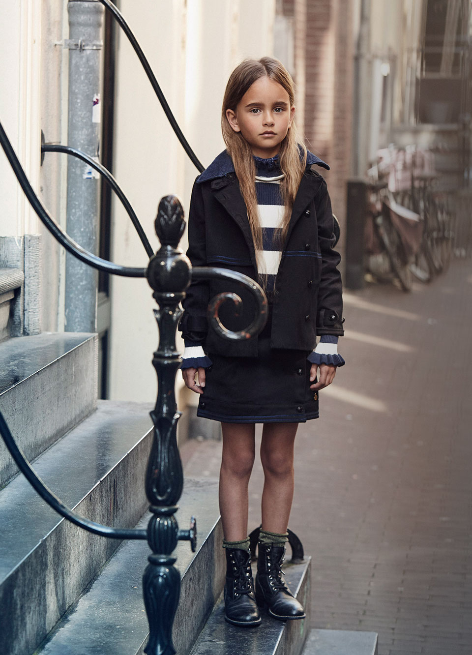 Amsterdams Blauw Girls Collection