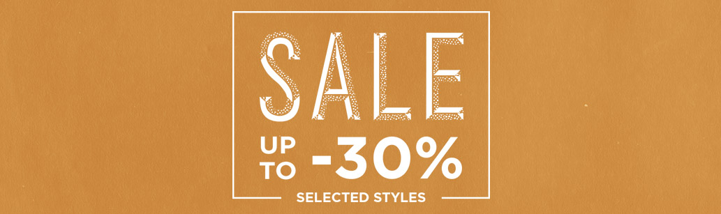 Sale up to 30% off for women clp