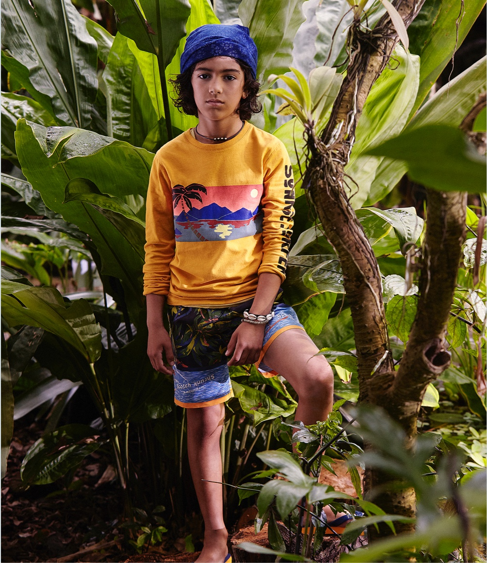 Palm cove collection boys 2019