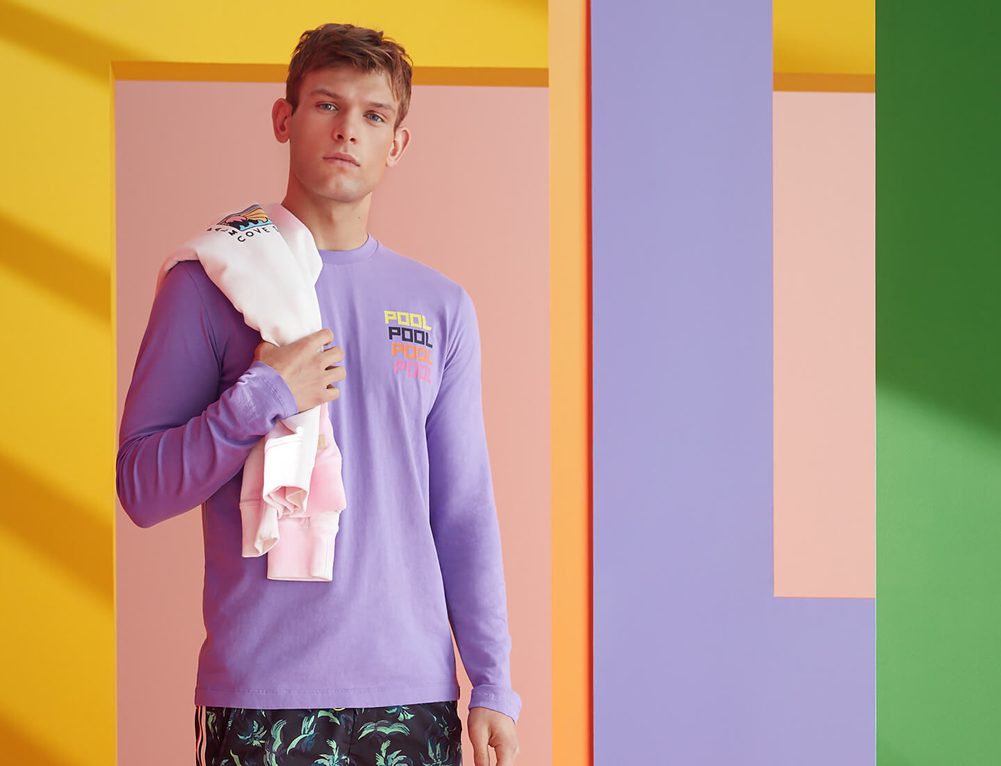 The Rainbow edit 2019 men