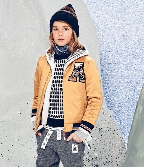 Layers for Boys