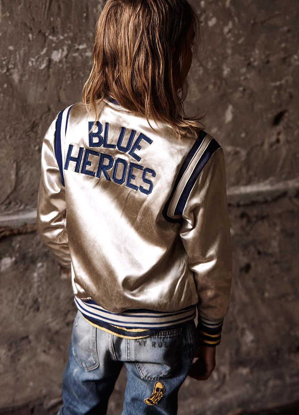 Amsterdams Blauw boys collection