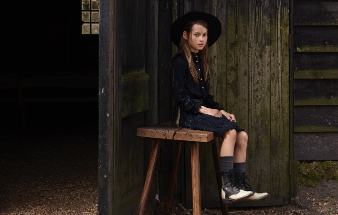 Amsterdams Blauw collection girls